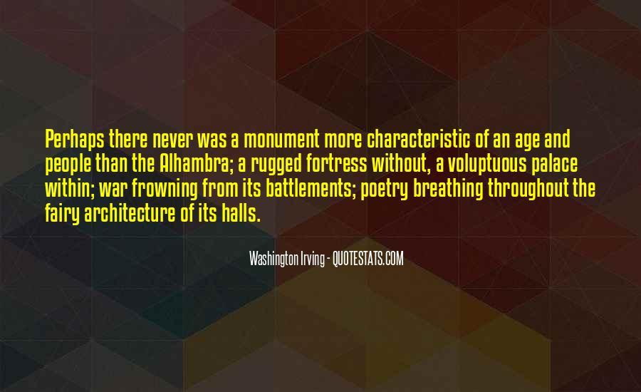 Washington Irving Quotes #1658491