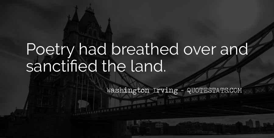 Washington Irving Quotes #216198