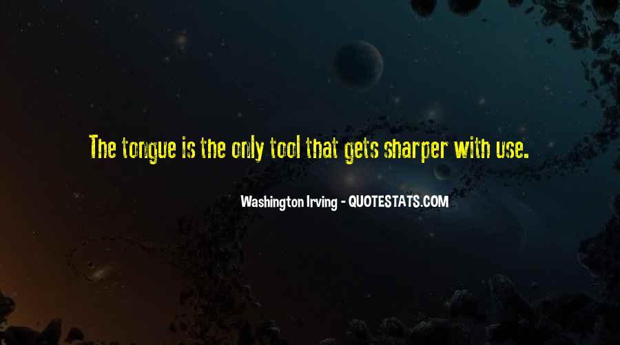 Washington Irving Quotes #231533