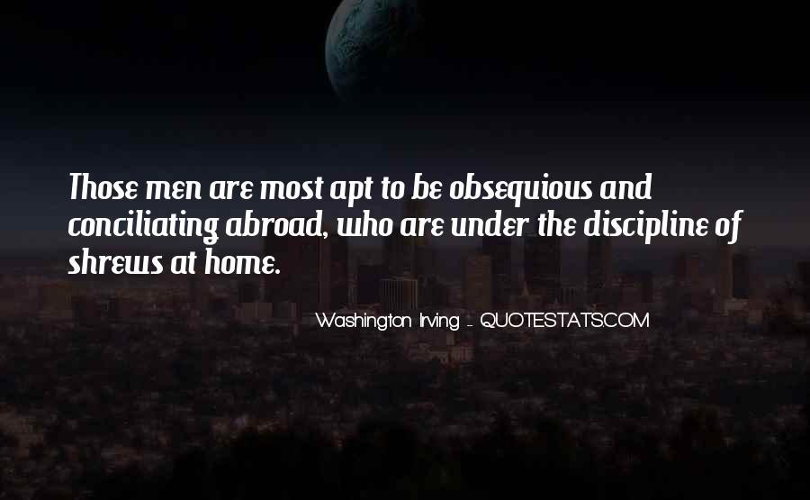Washington Irving Quotes #487020