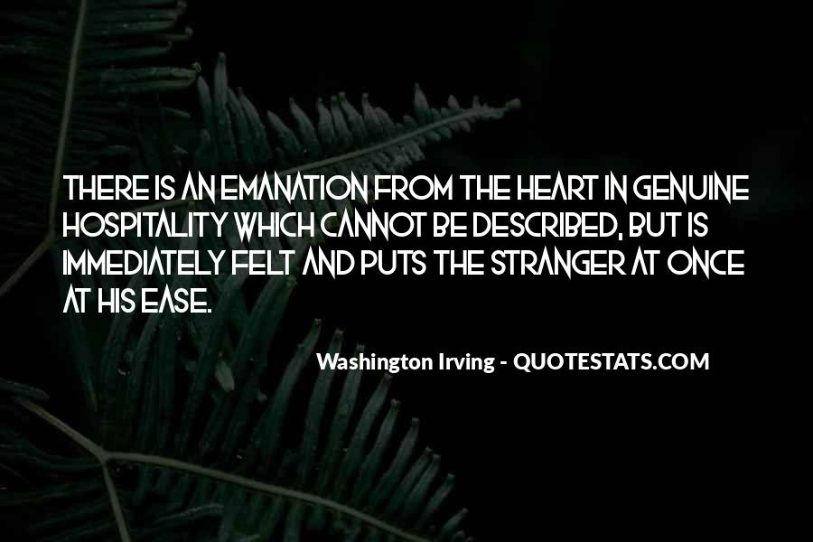 Washington Irving Quotes #51792