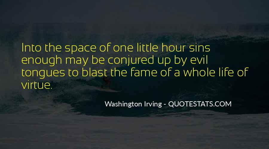 Washington Irving Quotes #545013