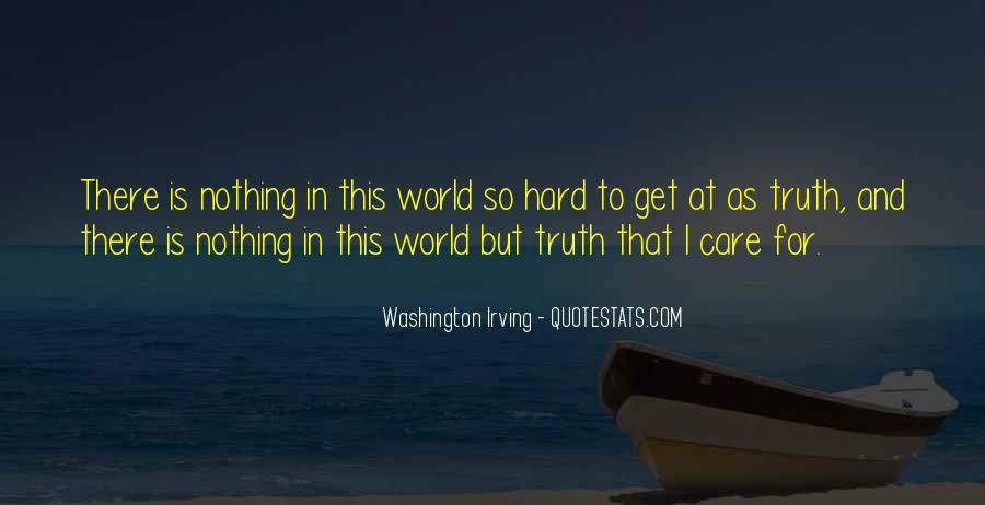 Washington Irving Quotes #723265
