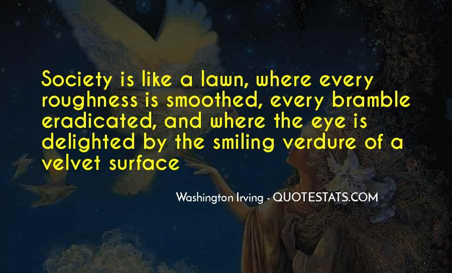 Washington Irving Quotes #730311