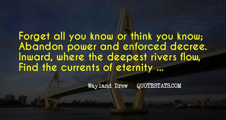 Wayland Drew Quotes #1220383