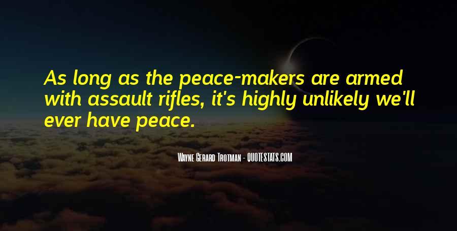 Wayne Gerard Trotman Quotes #1545988
