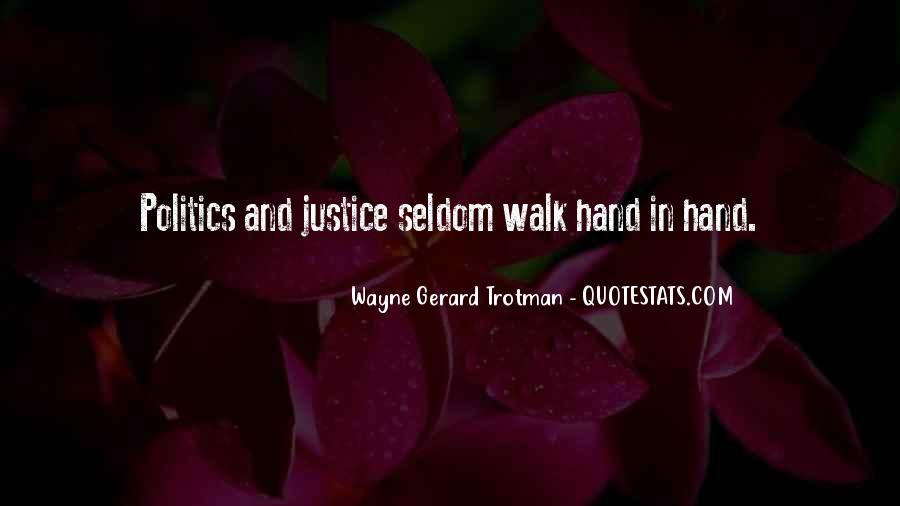 Wayne Gerard Trotman Quotes #320889