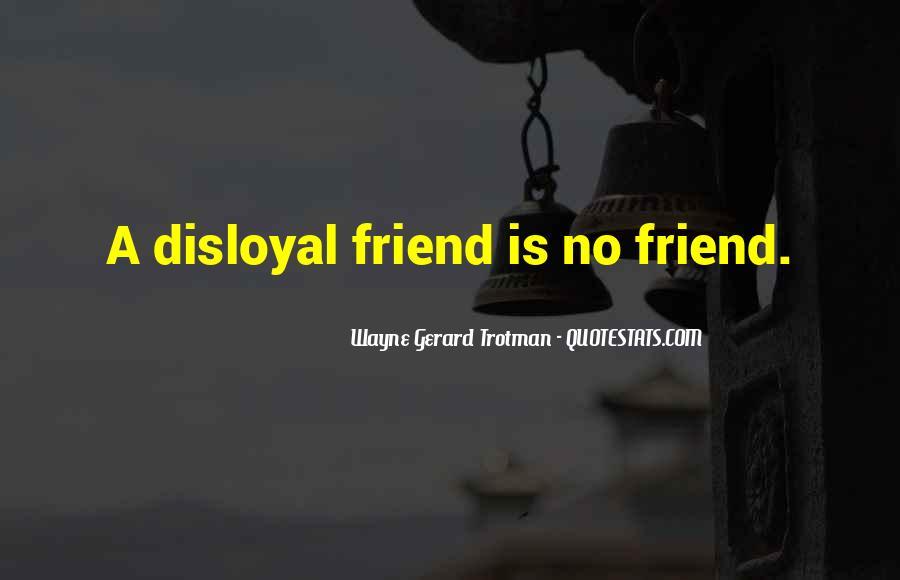 Wayne Gerard Trotman Quotes #529088