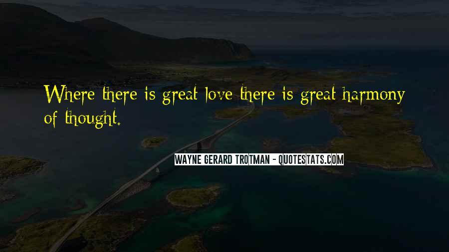 Wayne Gerard Trotman Quotes #673168