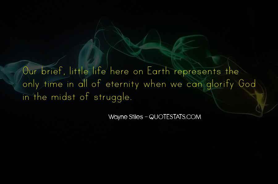 Wayne Stiles Quotes #1535705