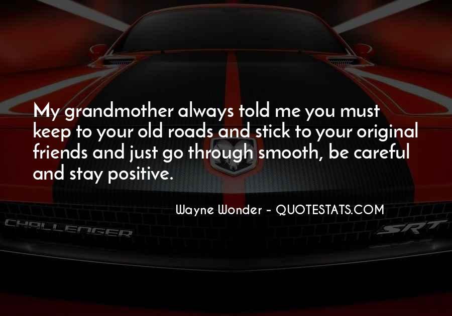 Wayne Wonder Quotes #683855