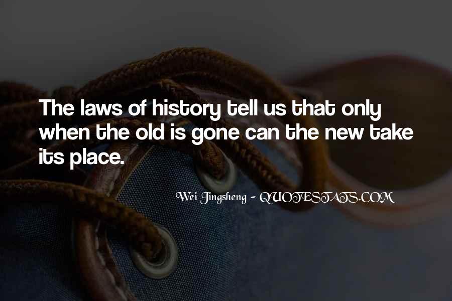 Wei Jingsheng Quotes #1559491