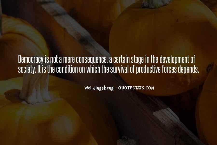 Wei Jingsheng Quotes #209105