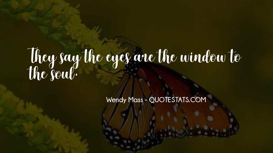 Wendy Mass Quotes #104107