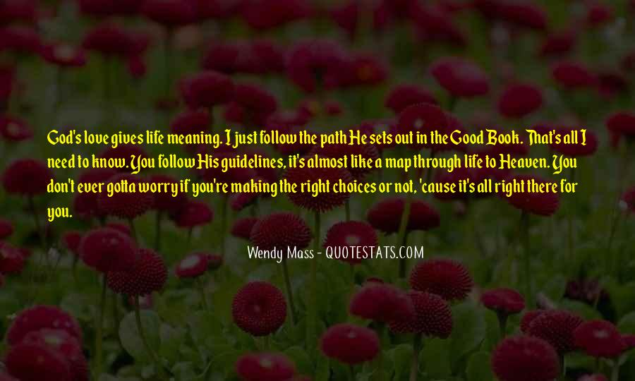 Wendy Mass Quotes #1329048