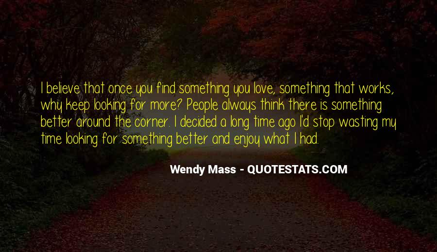 Wendy Mass Quotes #276926