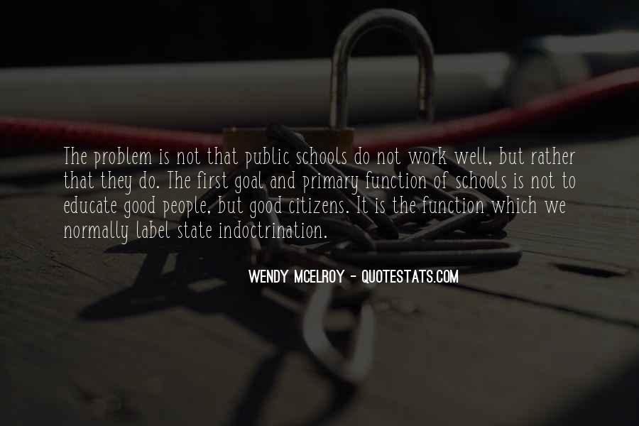 Wendy McElroy Quotes #947262