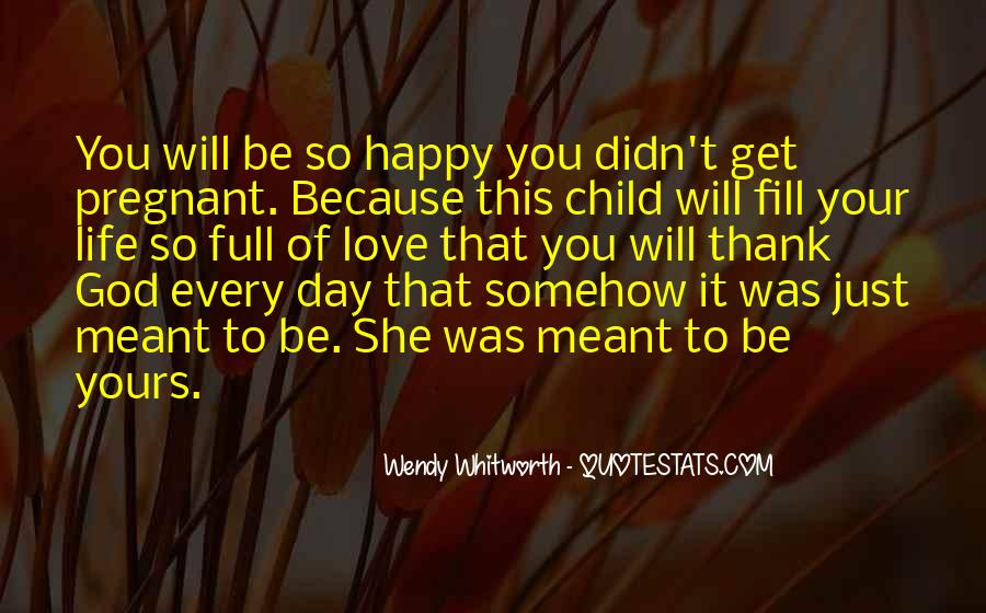 Wendy Whitworth Quotes #963345