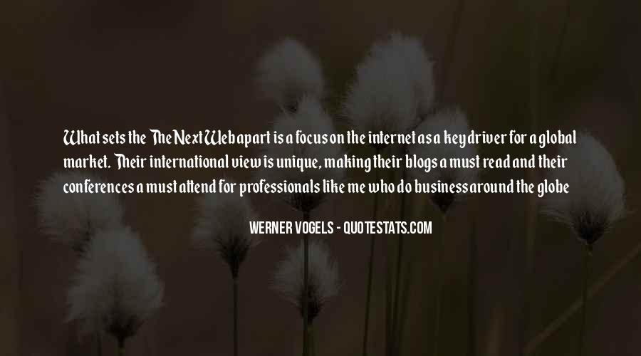 Werner Vogels Quotes #1705492