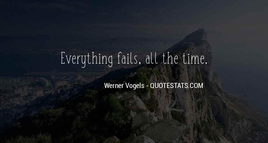 Werner Vogels Quotes #805786