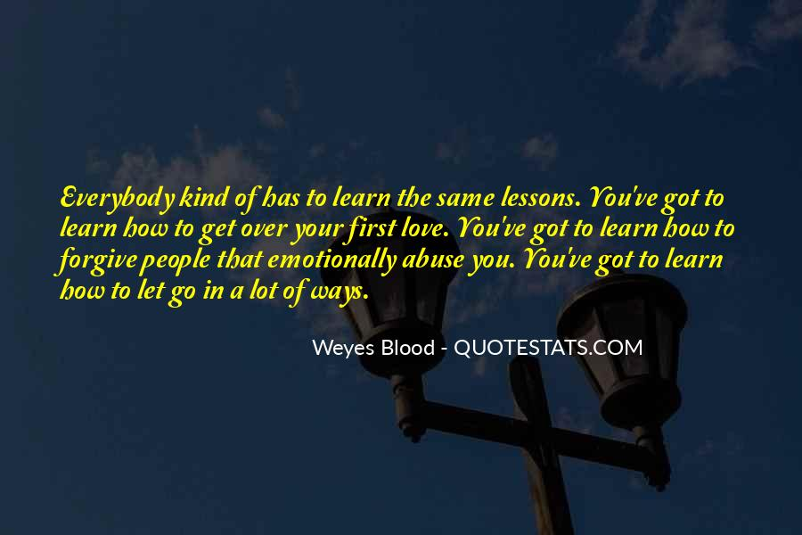 Weyes Blood Quotes #1649549
