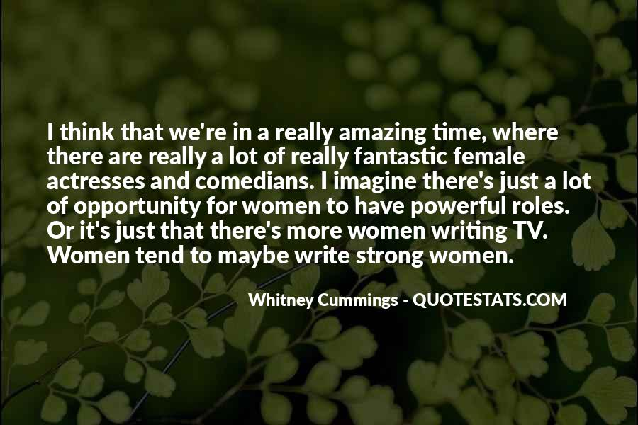 Whitney Cummings Quotes #1467432