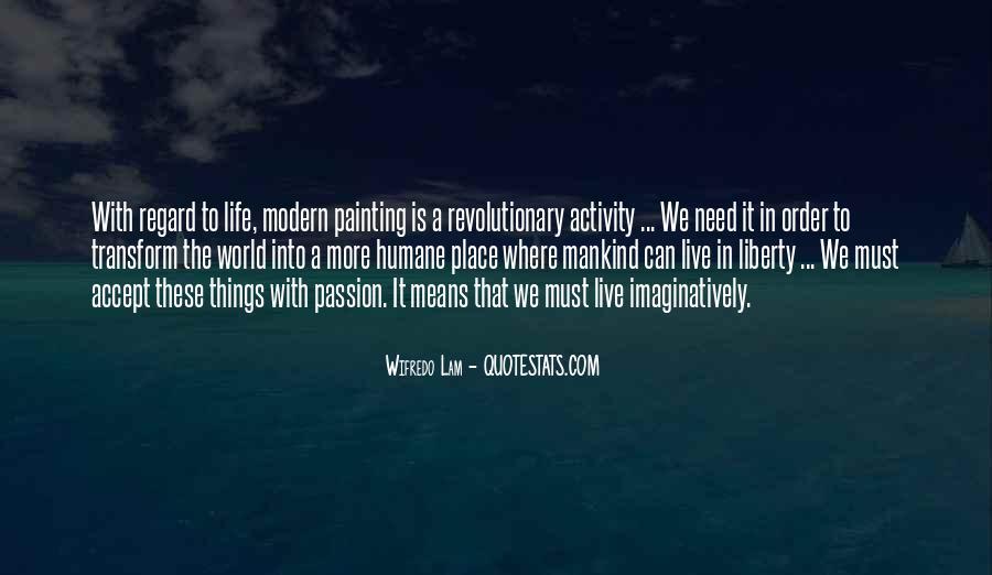Wifredo Lam Quotes #1330655