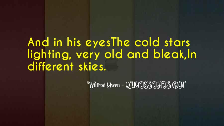 Wilfred Owen Quotes #1513265