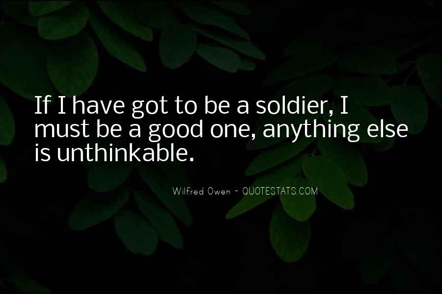 Wilfred Owen Quotes #1717830