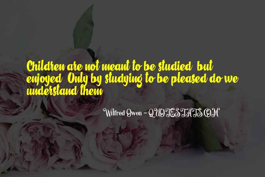 Wilfred Owen Quotes #38579