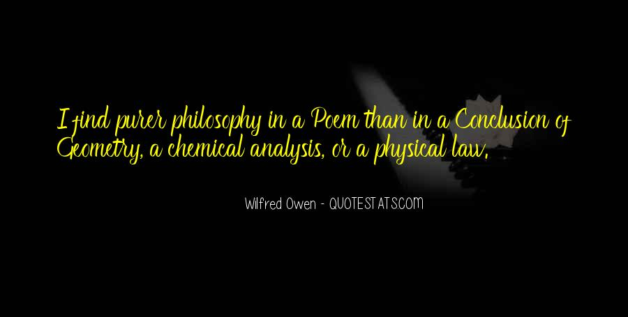 Wilfred Owen Quotes #474491