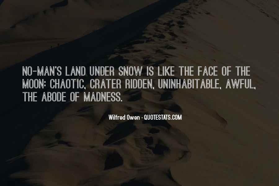 Wilfred Owen Quotes #67768