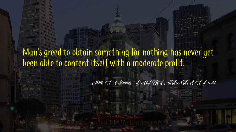 Will C. Barnes Quotes #1108720