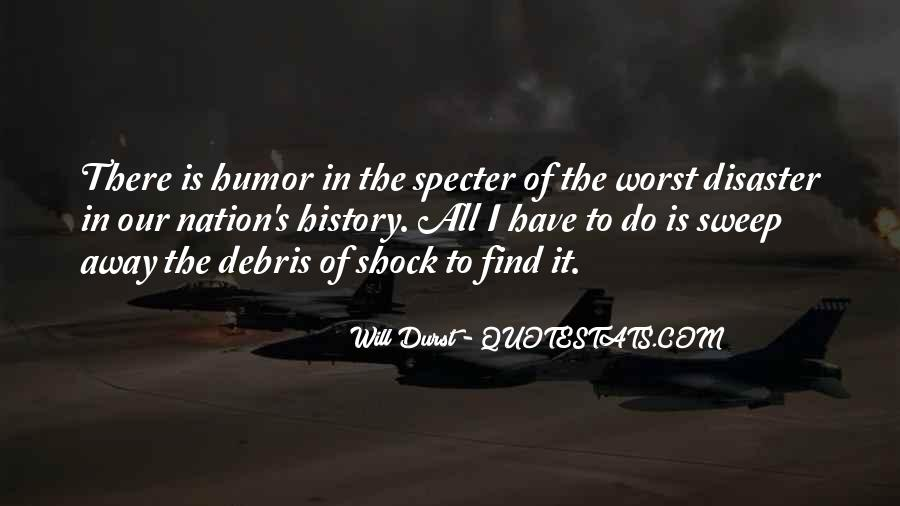 Will Durst Quotes #32246
