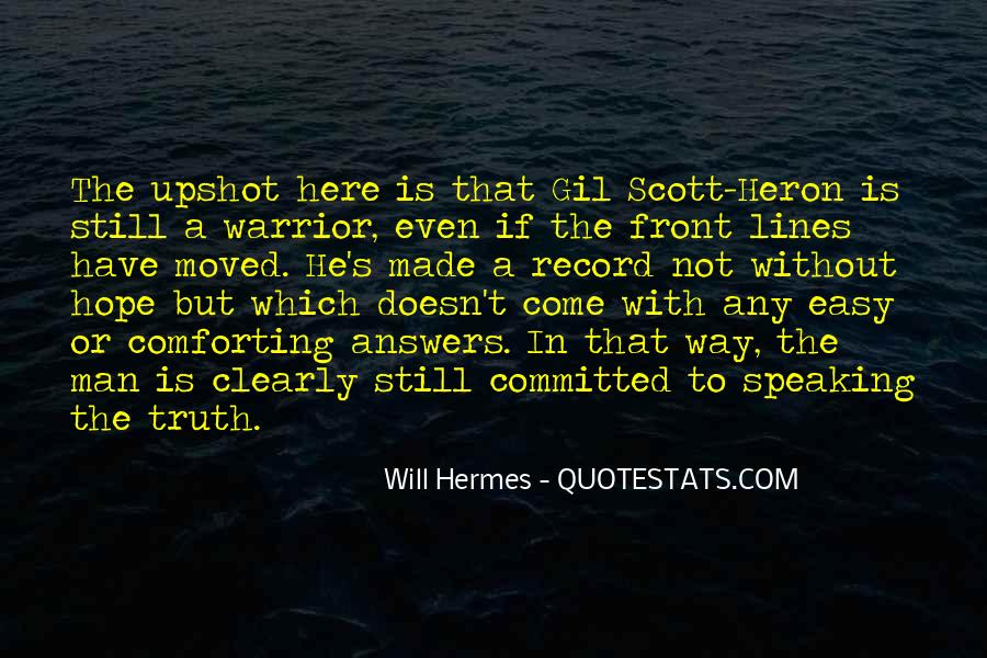 Will Hermes Quotes #1162484