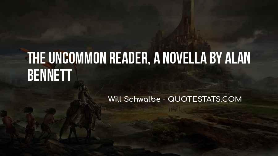Will Schwalbe Quotes #1197007