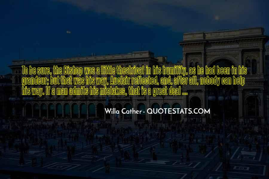 Willa Cather Quotes #1399130