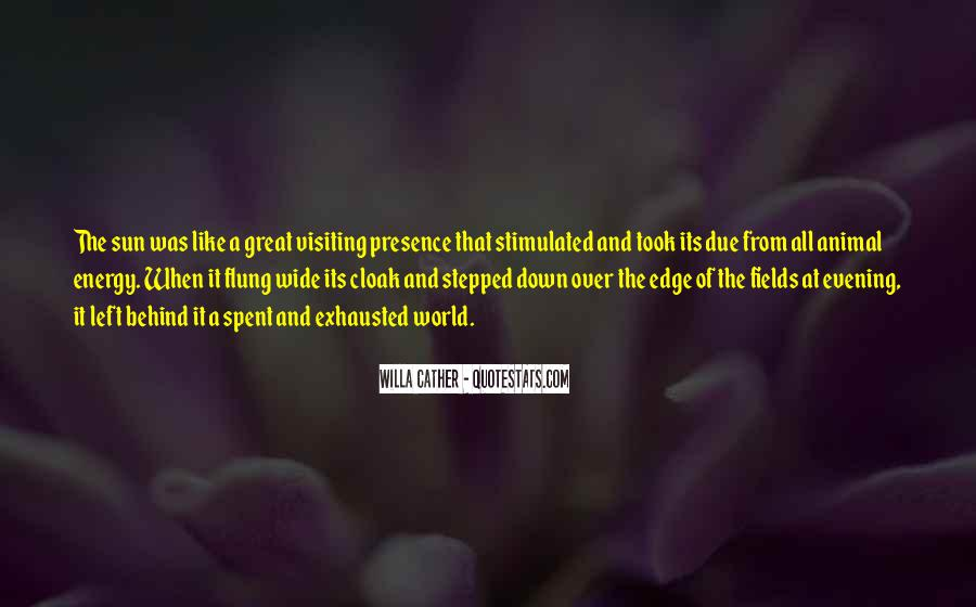 Willa Cather Quotes #1446328