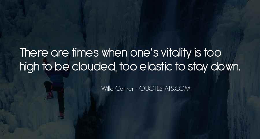 Willa Cather Quotes #1840333