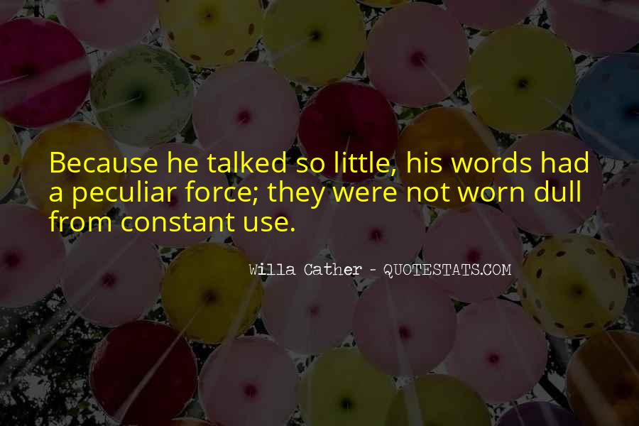 Willa Cather Quotes #35002