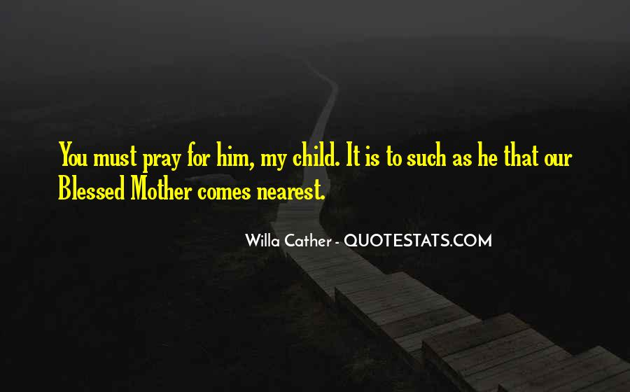 Willa Cather Quotes #39682