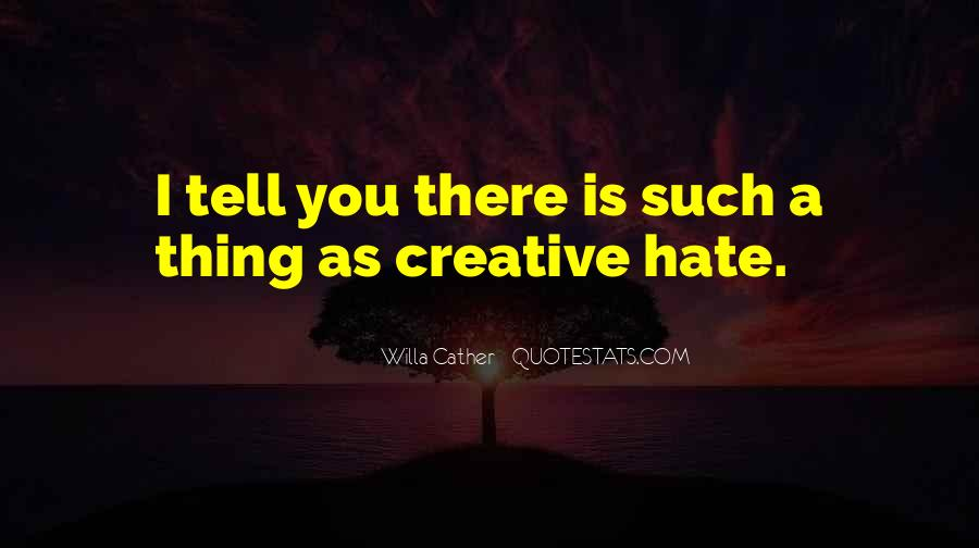 Willa Cather Quotes #437450