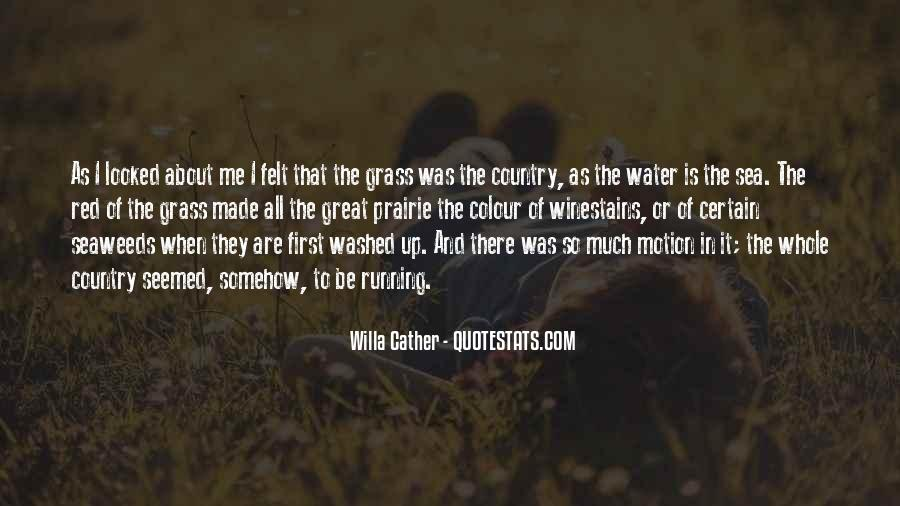 Willa Cather Quotes #441115