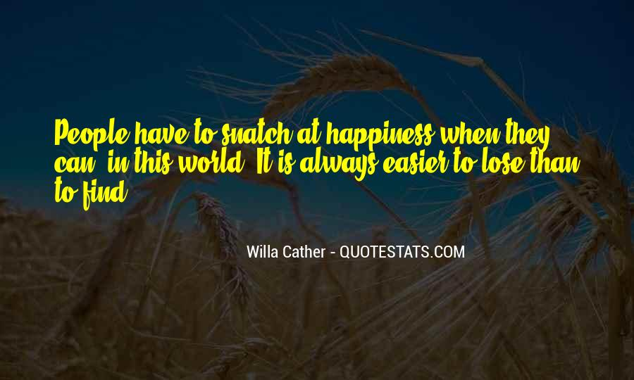 Willa Cather Quotes #496702
