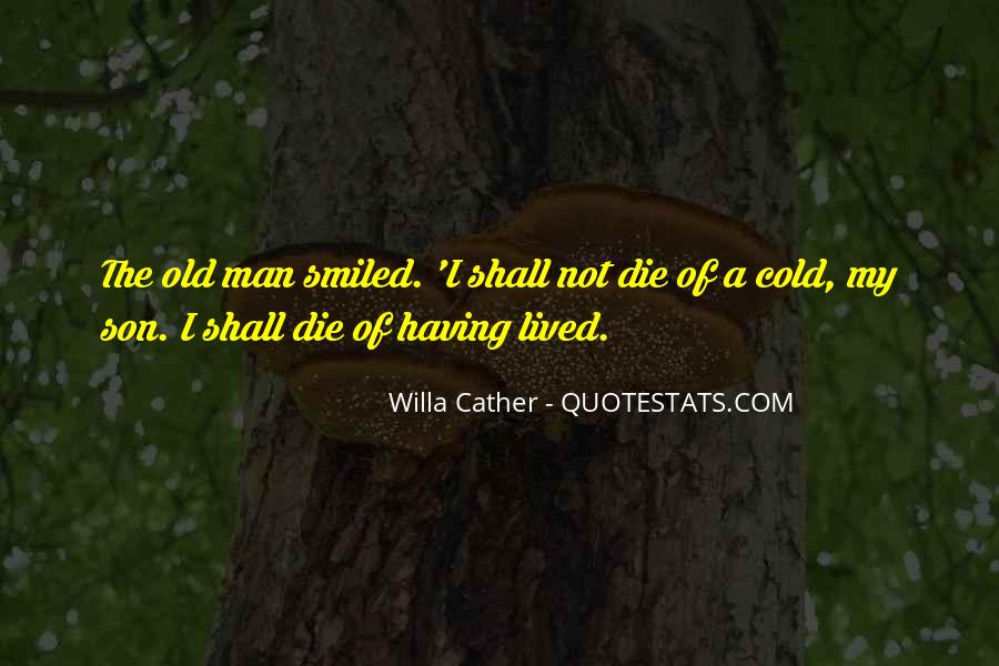 Willa Cather Quotes #534020