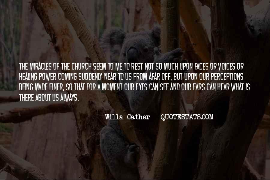 Willa Cather Quotes #563427