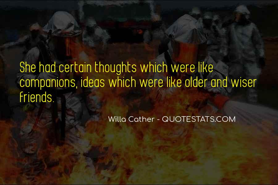 Willa Cather Quotes #596424
