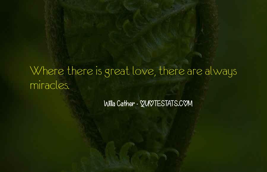 Willa Cather Quotes #642288