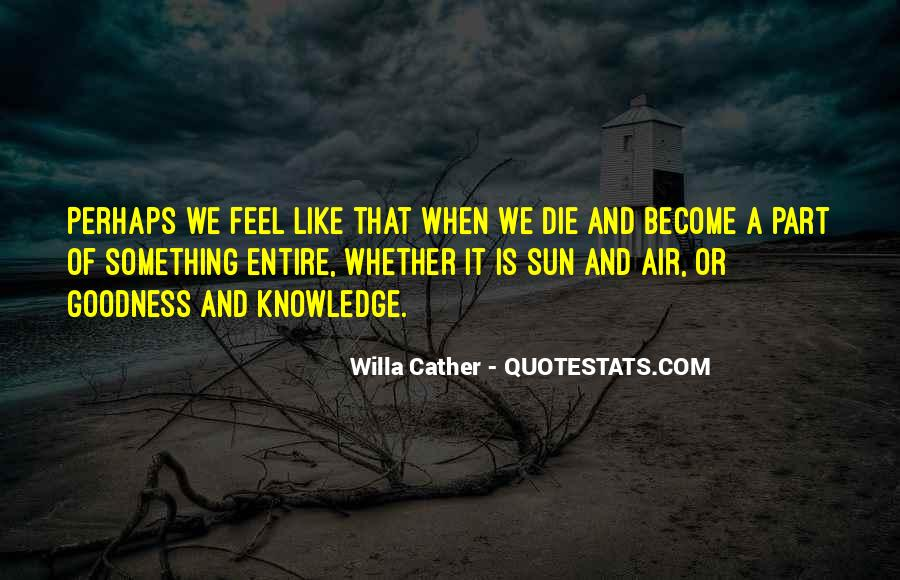 Willa Cather Quotes #842466