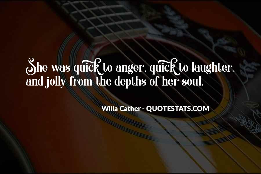 Willa Cather Quotes #966417